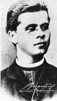 Simon Gregorčič – pevec po milosti božji
